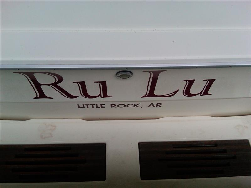 ... to the story of Ru Lu, our 1985 Sea Ray 340 Sedan Bridge Sport Yacht.
